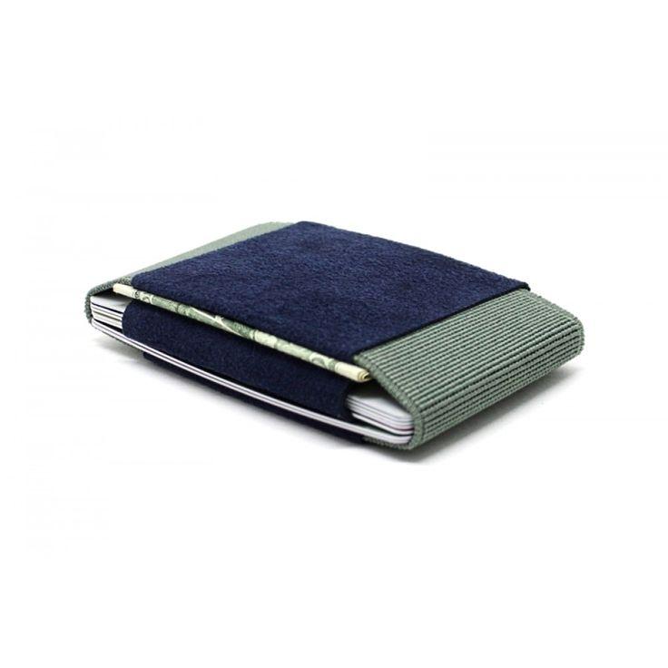 Aura Wallet & Card Holder 'Marine'