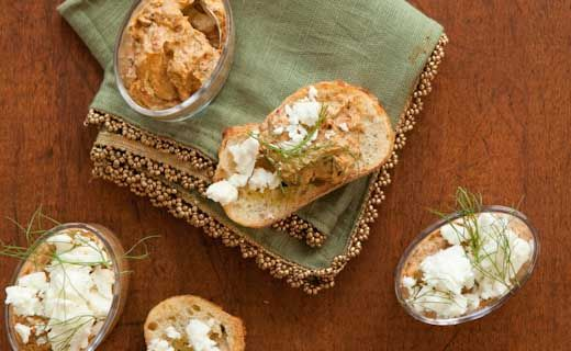 Roasted Red Pepper and Feta Dip. Make entertaining easy with Epicure's Dip recipes.