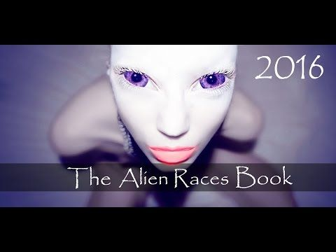The Alien Races Book - Over 82 Species On Earth! [Full Documentary] -