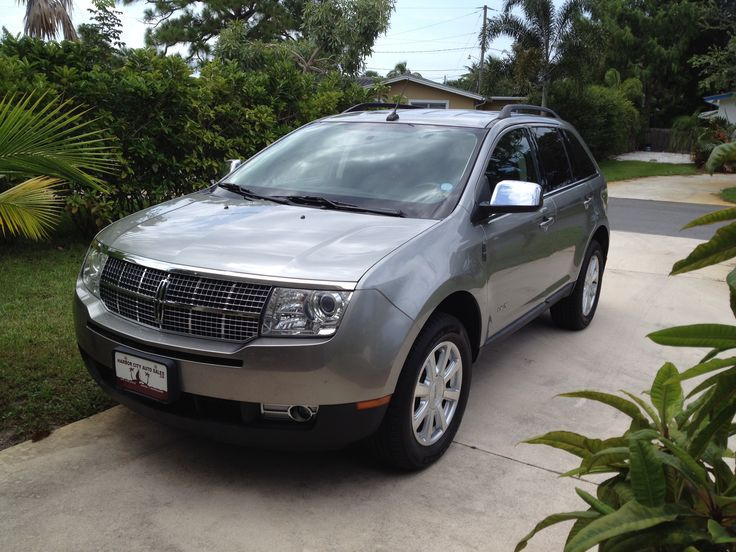 2008 lincoln mkx lincolncars