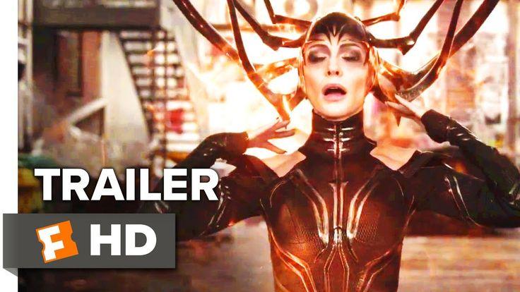 Thor: Ragnarok Comic-Con Trailer (2017) | Movieclips Trailers