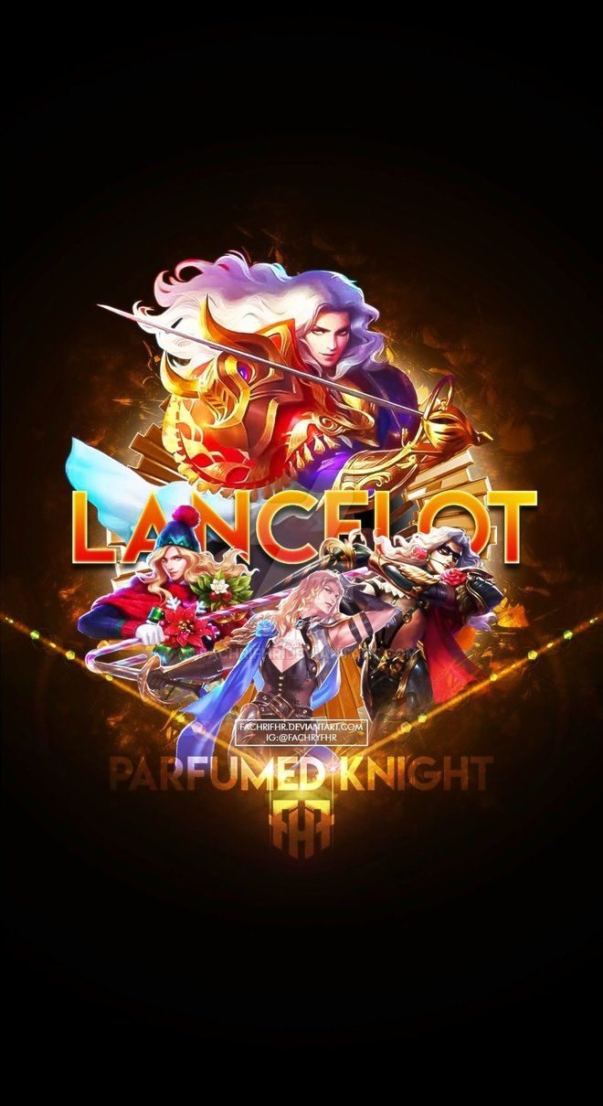 Wallpaper Phone Special Lancelot Perfumed Knight By
