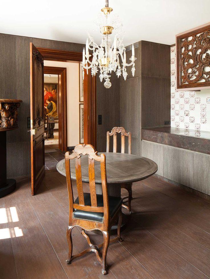 157 fantastiche immagini su kitchens su pinterest for Classic interior design definition