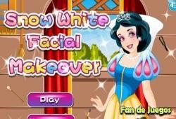 Juego Vestir y maquillar a las princesas disney Gratis