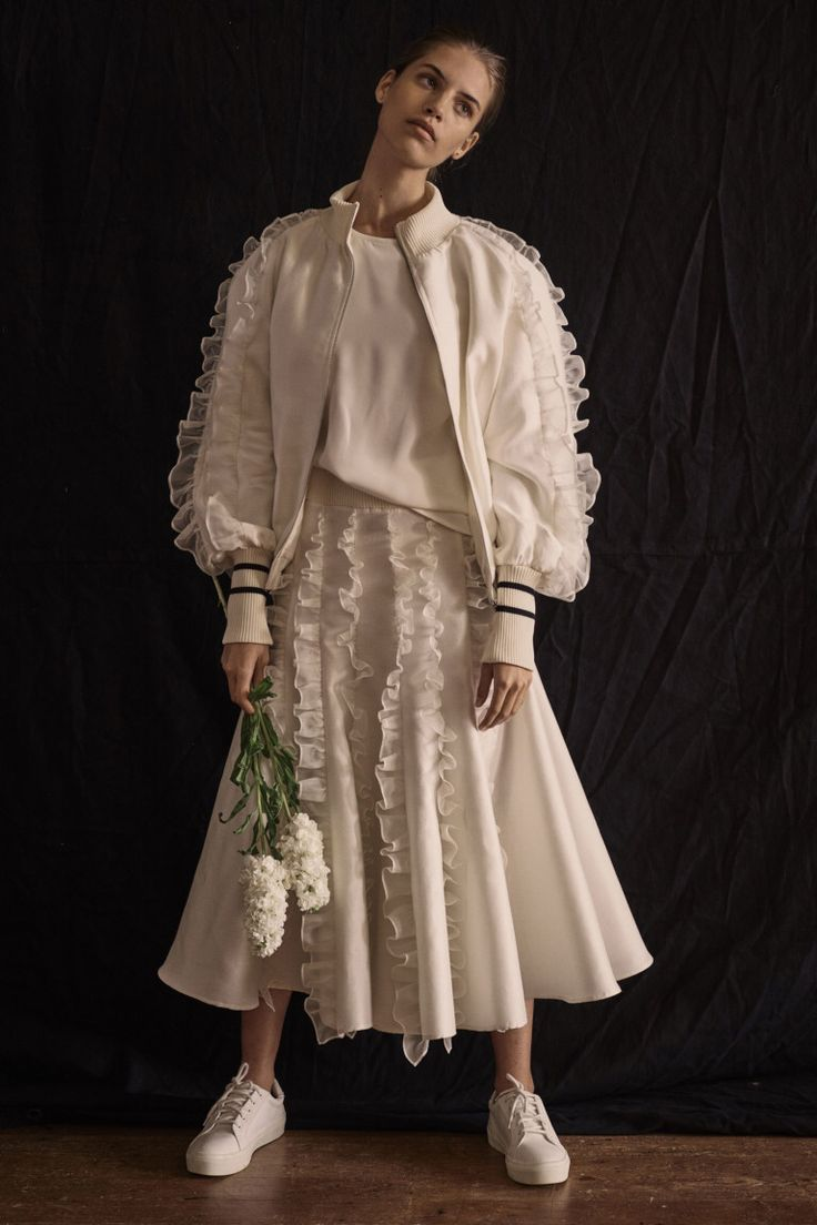 Maggie Marilyn  #VogueRussia #prefall #fallwinter2018 #MaggieMarilyn #VogueCollections