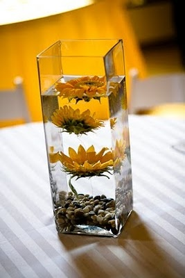 Black Eyed Susan Centerpiece Preakness Pinterest