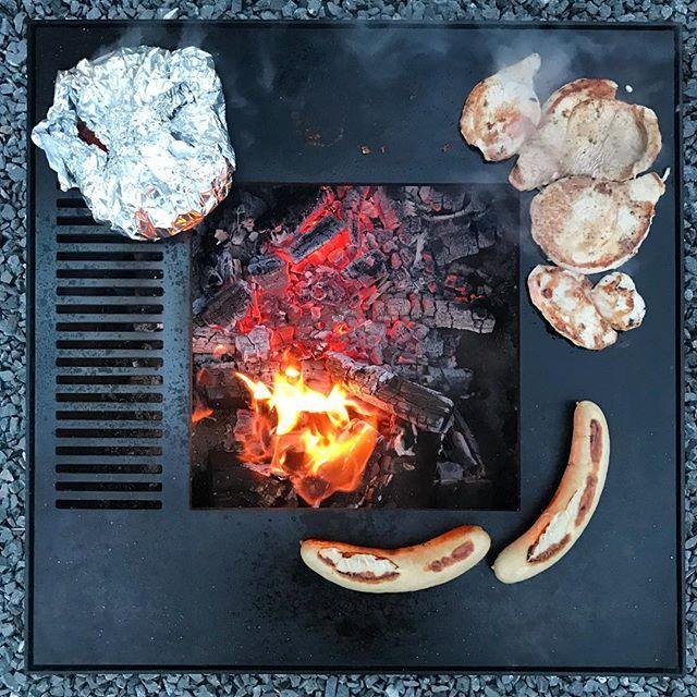 Die Grillsaison ist eröffnet. #grillthursday @paesee43