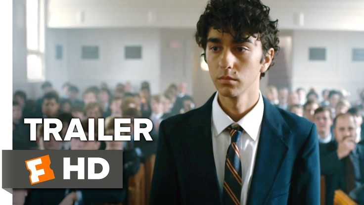 Coming Through the Rye Official Trailer 1 (2016) - Alex Wolff Movie