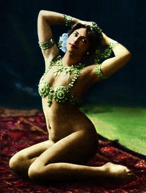 Ma már bizonyos, hogy ártatlanul végezték ki Mata Harit