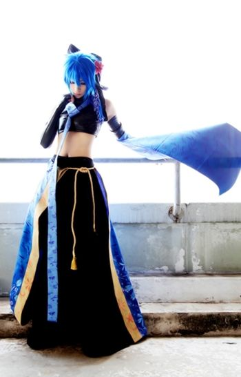 alice in dreamland kaito vocaloid cosplay