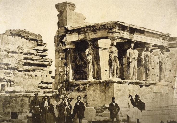ΑΣΤΟΙ ΣΤΗΝ ΑΚΡΟΠΟΛΗ 1865 ( 'Αγνωστος)