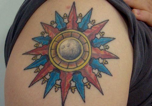Aesthetic Tattoo Design