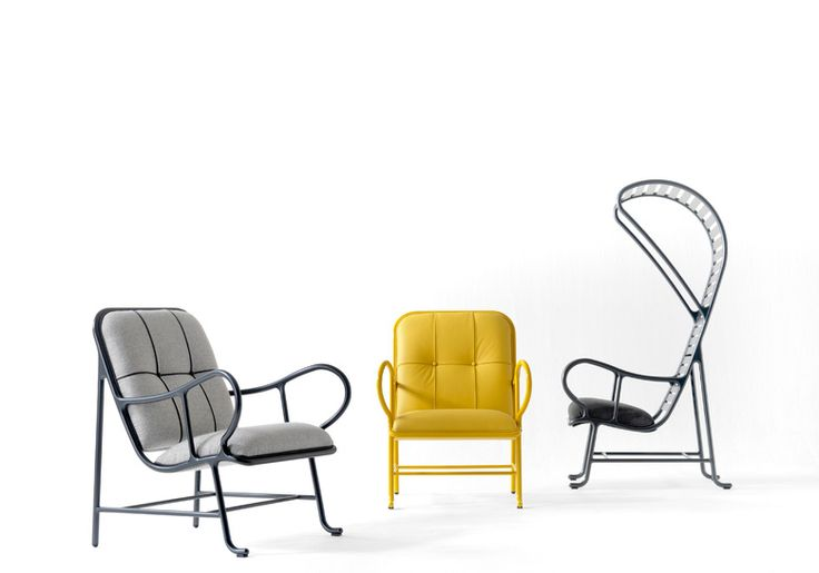 Gardenias armchair - Indoor | BD Barcelona Design