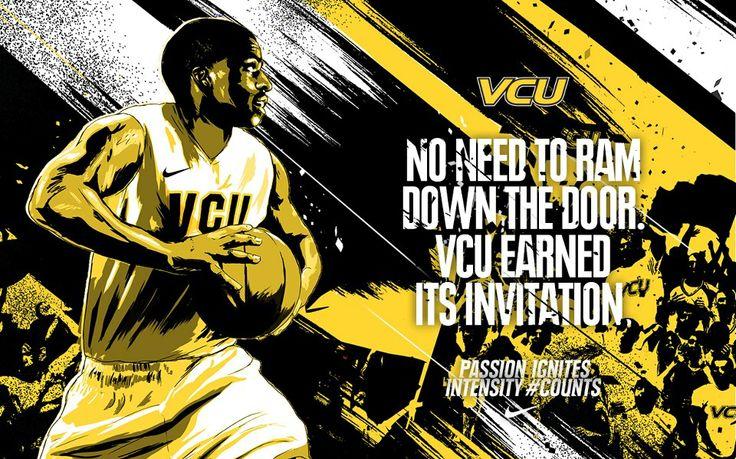 VCU often goes to the NCAA Tournament, but hasn't always gotten respect.
