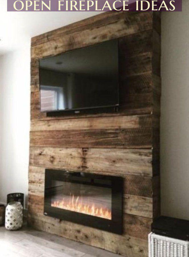 Wonderful Free Electric Fireplace Ideas Tips Power Fire Places Are Electric Fireplace Free Ideas Tips In 2020 Fireplace Accent Walls Home Fireplace Barn Furniture