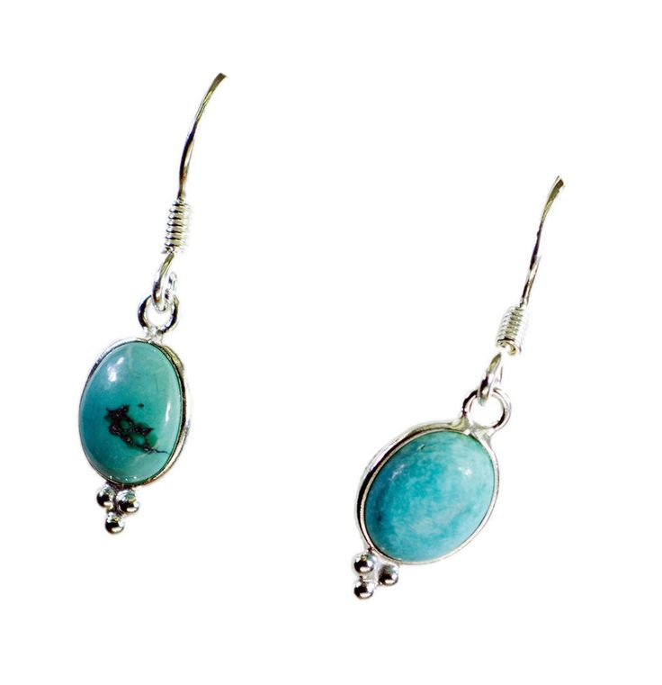 Multi 925 Solid Sterling Silver genuine adorable Turquoise simply Earring AU  http://www.ebay.de/itm/Multi-925-Solid-Sterling-Silver-genuine-adorable-Turquoise-simply-Earring-AU-/263235950353?hash=item3d4a15d711:g:lXUAAOSwXedZzfVX