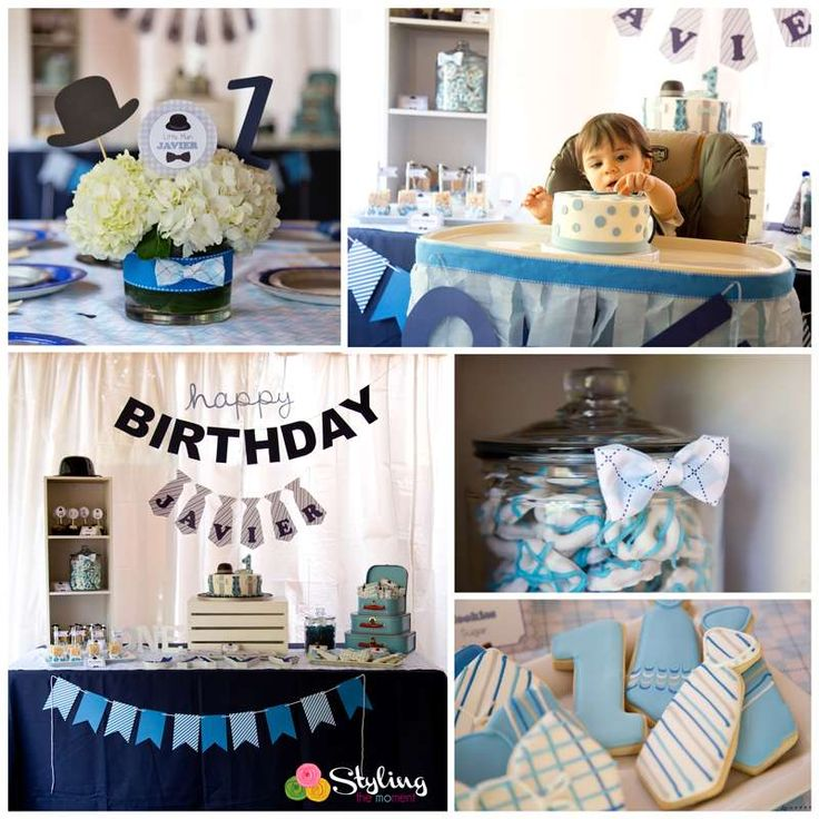 Mustaches / Little Man Birthday Party Ideas | Photo 26 of 38 | Catch My Party