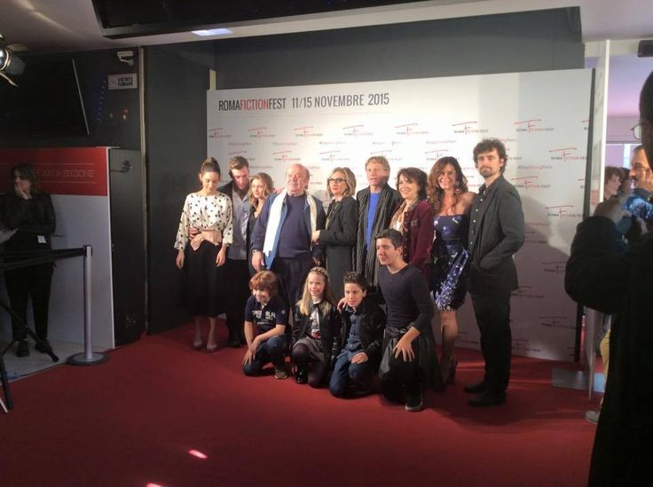 Un medico in famiglia Roma Fiction Fest 2015