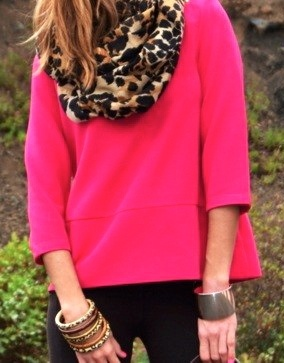 leopard + hot pinkFashion, Clothing, Leopard Scarf, Leopards Scarf, Hot Pink, Leopards Prints, Animal Prints, Pink Leopard, Leopard Prints