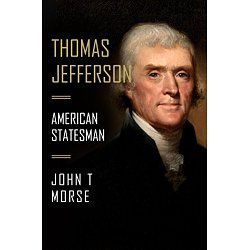 Thomas Jefferson: an American Founding Father and hailed as an icon of democracy.  But who was the man behind the political image?  Originally published in 1883 as part of the 'American Statesmen' series, John T. Morse's detailed biography explores the life of one of history's most important political figures.  Thomas Jefferson, the third President of the United States and author of the Declaration of Independence, was also a key figure in the American Revolution.  Over time his name has…