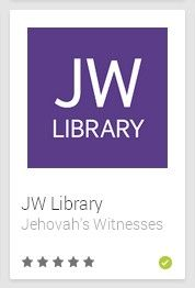 So excited to have this new tool!!!  JW Library app