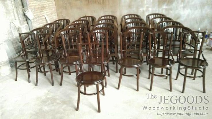 We manufacturing Kopitiam Chairs. Old 50s era #retro chair #vintage made of #teak Indonesia factory price. http://jeparagoods.com
