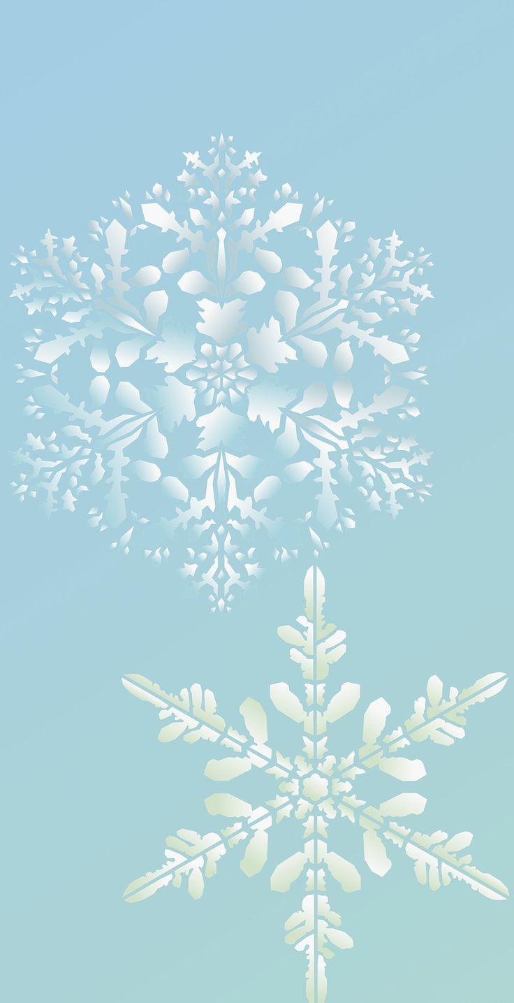 Large sized ice crystal stencil 2 sheet stencil The Oversize Snowflakes Stencil- for creating winter beauty and impact! Based on amazing snowflake photographythatcaptures real snow crystals in the seconds before they melt! So these snowflakes are authentic snow crystals and make uniquely beaut