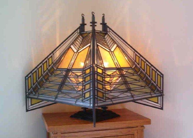 48 best frank lloyd wright inspired furniture and glasswork images inspired by dana house butterflysumac chandelier prairiefurnitureandglass lloyd wrighttable aloadofball Gallery