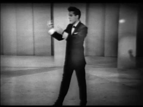 A CLASSIC: Elvis Presley - Stuck On You [Video] - 1960 Frank Sinatra Timex Special - Welcome Home Elvis; via youtube.