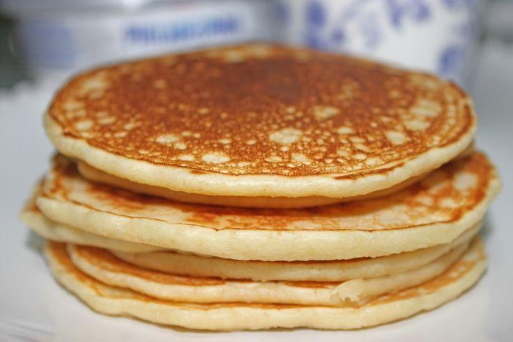 Las tortitas americanas que te ofrecemos sonbuen desayuno para empezar con mucha energia el dia, algo dulce que os encantara a toda la familia.