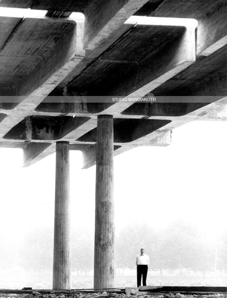STUDIO MANGIAROTTI :: Angelo Mangiarotti – Opere di architettura – edifici…
