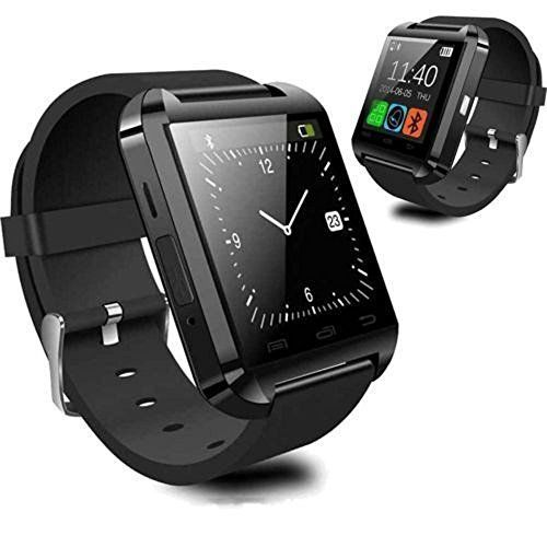 05eaaea23 Powerlead U8 Bluetooth 4.0 Smart Wrist Wrap Watch Phone for Smartphones IOS  Android Apple iphone 5 5C 5S 6 6 Puls Android Samsung S3 S4 S5 Note 2 N…