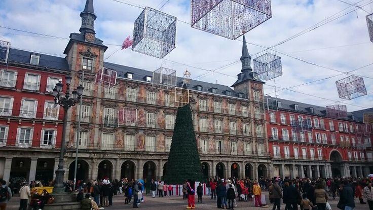 Madrid navidad by jose navas deufort