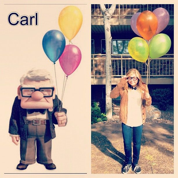 "Family Ever After.... Disney Inspired Outfit: Carl from ""Up"" #Up #Disney #DisneyFashion"