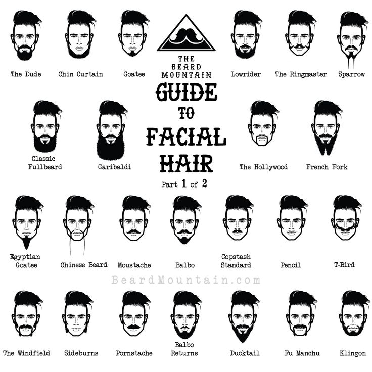 facial hair style names the beard mountain guide to hair awesomeness hair 8416 | c2dcc1099aa6c439b3187fba03ef4b8a