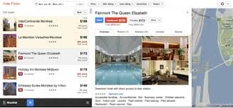 Image result for google hotel finder