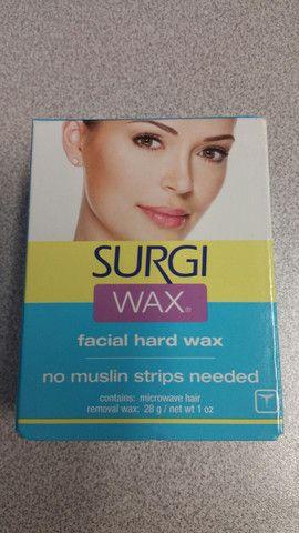 Surgi Wax - Facial Hard Wax 3 pack