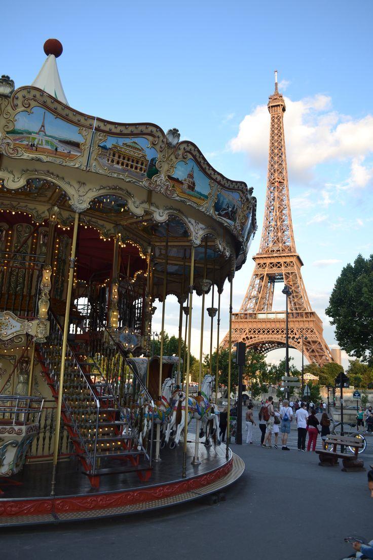 My beloved Paris.