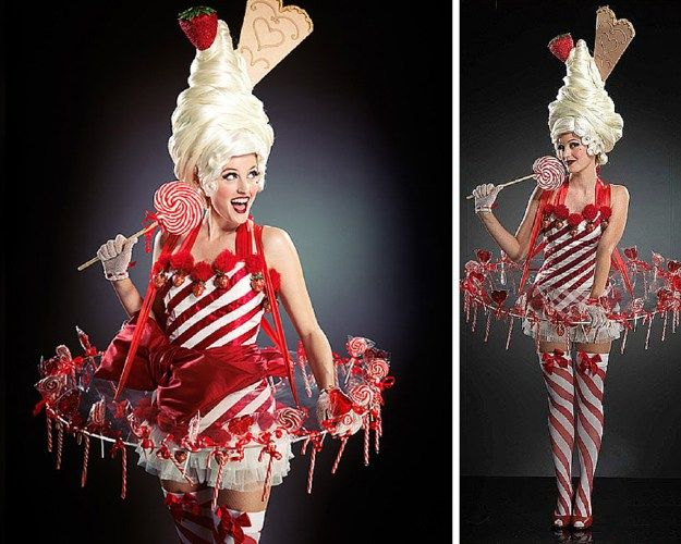 13 Christmas Costumes For Your Holiday Party
