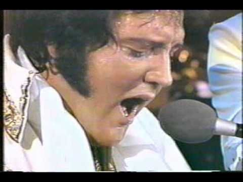 Elvis Presley - Unchained Melody 1977 He will alway' s be the king...No matter what !!!!!!