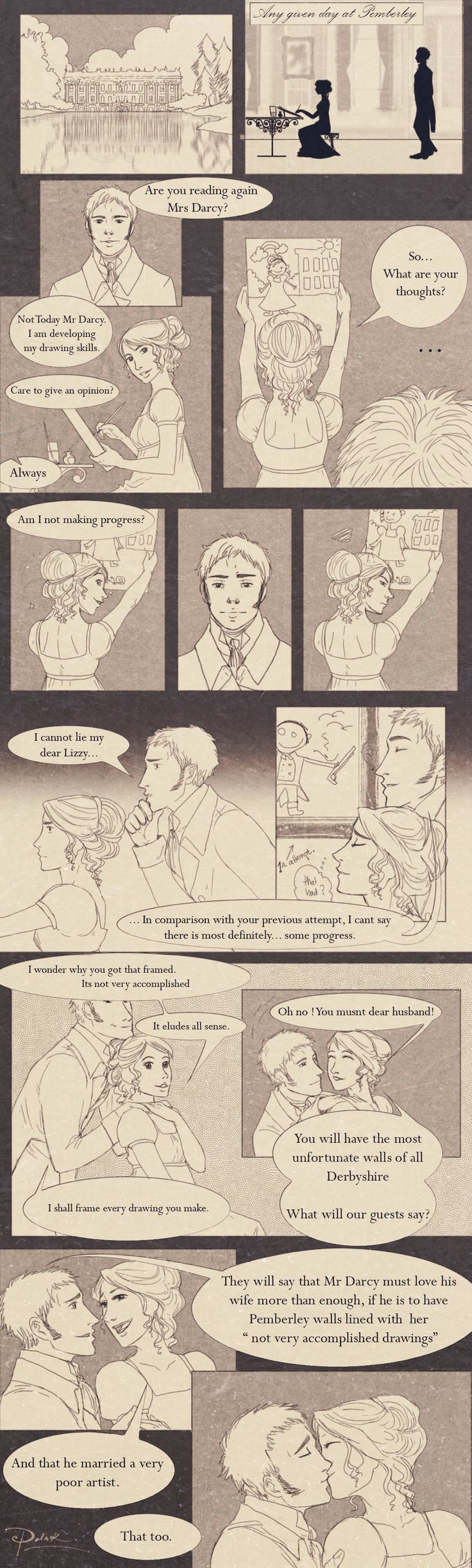 Lizzys Artistic Skills by palnk.deviantart.com on @deviantART. This is literally the cutest thing