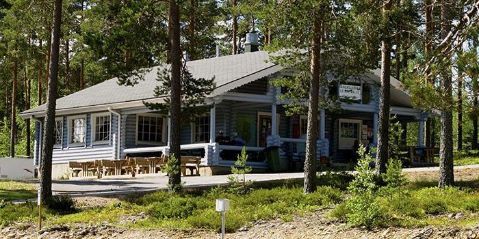 Kangasjärvi camp Isojoki.