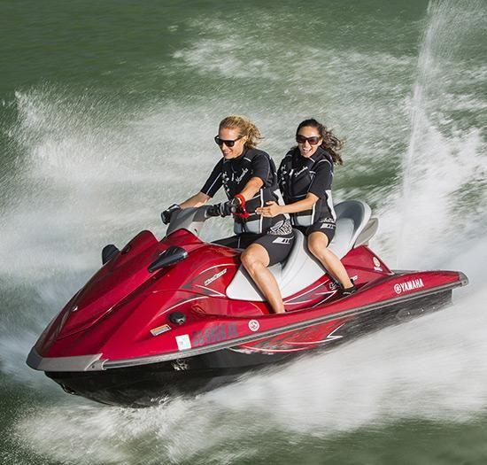Yamaha WaveRunners - VX Cruiser