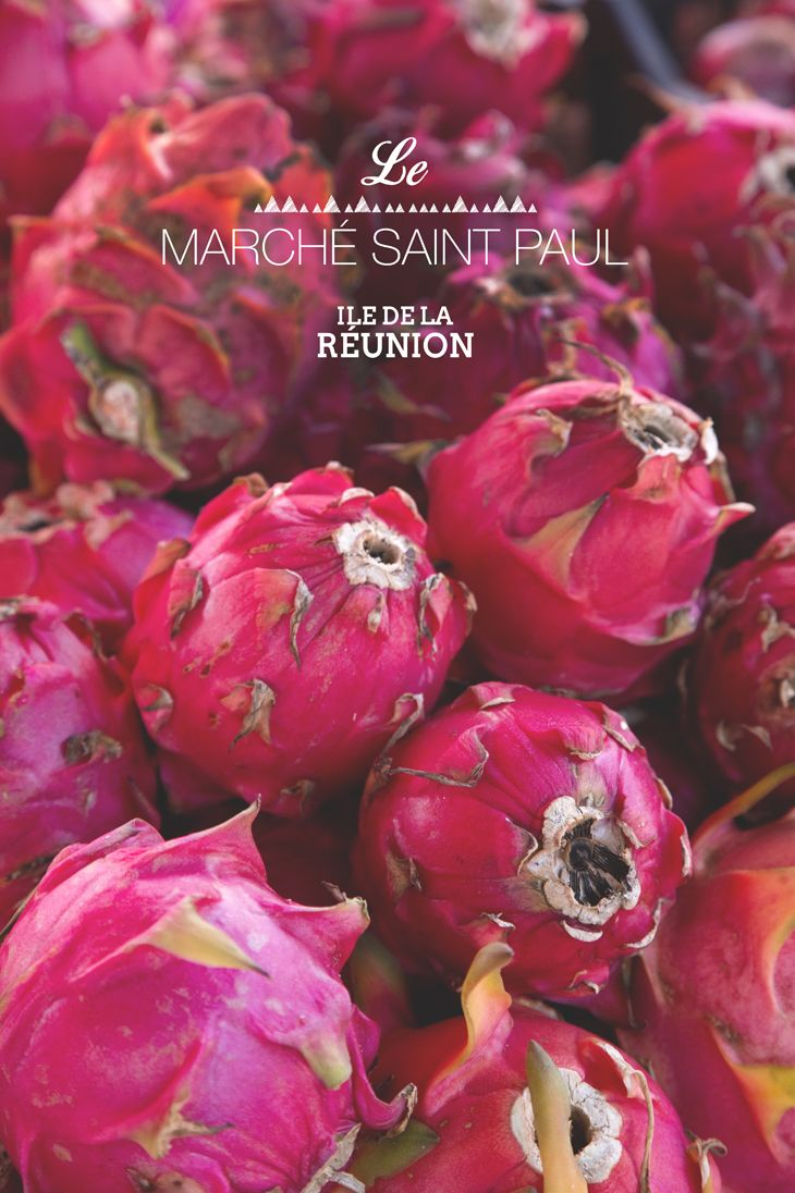 Un petit tour au marché de Saint-Paul? découvrez le carnet de voyage Des Demoizelles : http://www.lesdemoizelles.com/ile-de-la-reunion-day-4/
