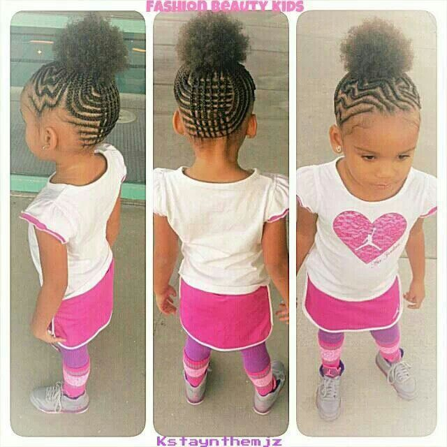 Phenomenal 1000 Images About Kids Hairstyles On Pinterest Cornrows Short Hairstyles For Black Women Fulllsitofus