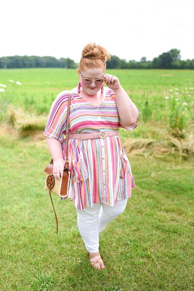 3 Summer Looks from Chic Soul Plus Size Boutique