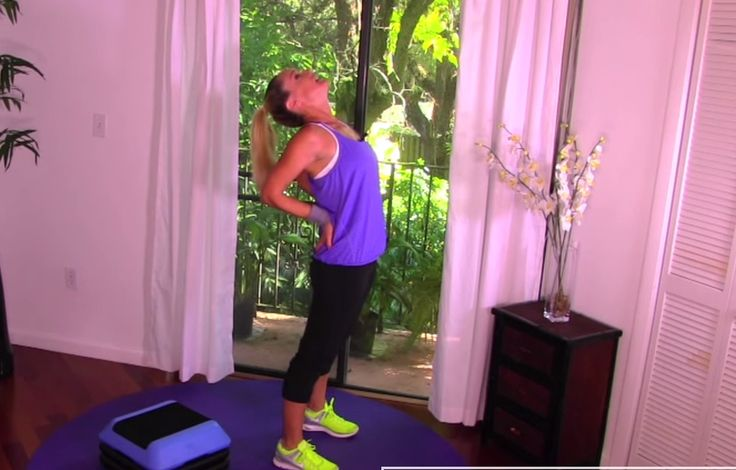 Suffering from back pain? Get a full cardio workout with this 10-minute routine without hurting your back!