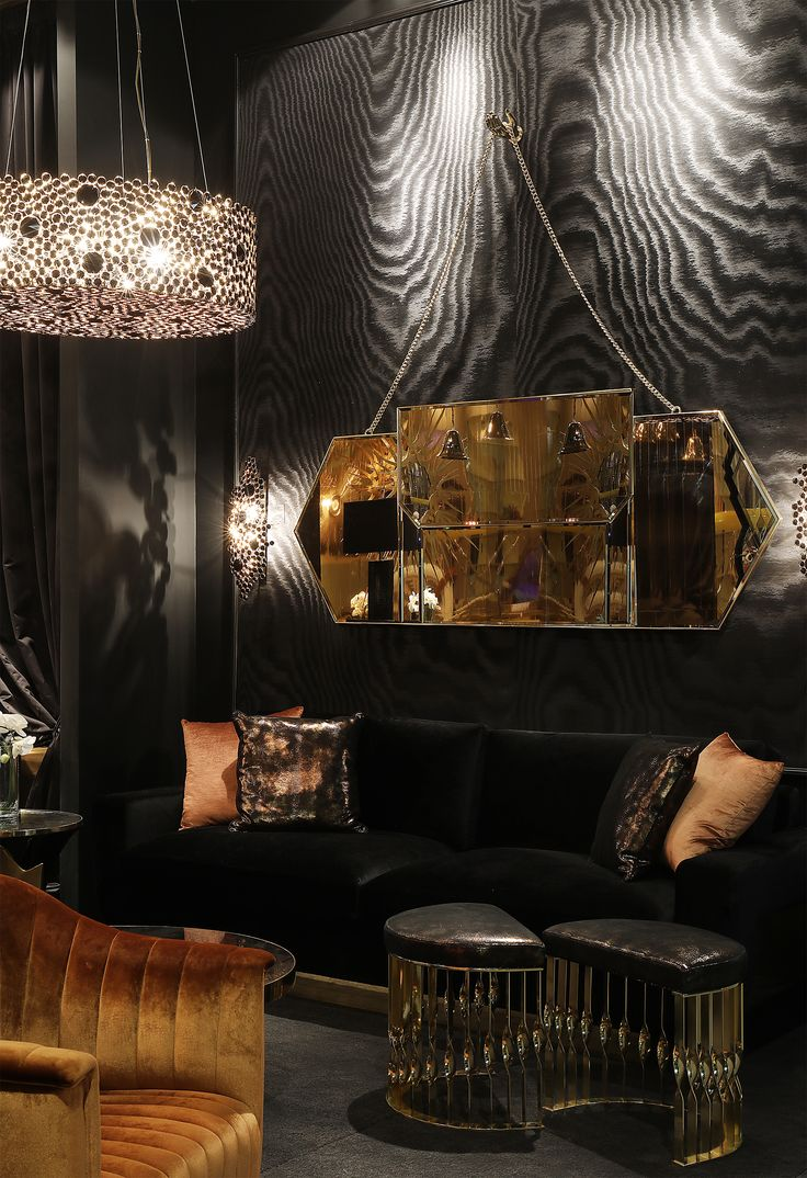 Be Seduced By KOKETu0027s Chic Metallics At Maison U0026 Objet In Hall 7 Stand F16/
