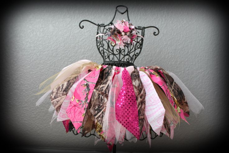 A personal favorite from my Etsy shop https://www.etsy.com/listing/248484480/girls-camo-and-pink-tutu-camouflage-tutu