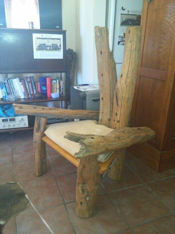 Sneezewood Chair designed by Stefan Steele
